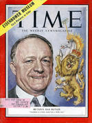 Time Magazine April 5, 1954 Magazine