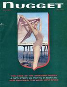 Nugget Magazine June 1958 Magazine