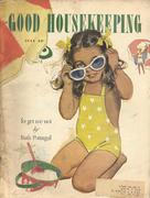 Good Housekeeping July 1947 Magazine