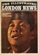 The Illustrated London News Magazine March 13, 1965 Magazine