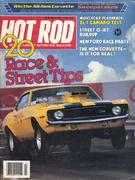 Hot Rod Magazine March 1983 Magazine