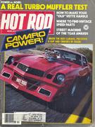 Hot Rod Magazine July 1984 Magazine