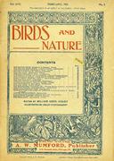 Birds And Nature Magazine February 1905 Magazine