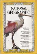 National Geographic February 1962 Magazine