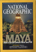 National Geographic August 2007 Magazine