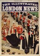 The Illustrated London News Magazine June 26, 1965 Magazine
