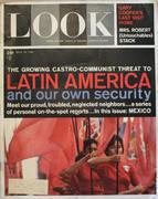 LOOK Magazine July 18, 1961 Magazine