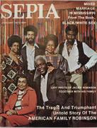 Sepia Magazine January 1973 Magazine