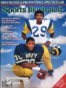 Sports Illustrated College & Pro Football Spectacular 1985 Magazine