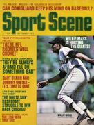 Sport Scene Magazine September 1971 Magazine
