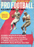 Pro Football Illustrated Vol. 6 No. 1 Magazine