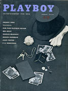 Playboy Magazine January 1, 1959 Magazine