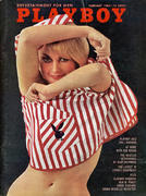 Playboy Magazine February 1, 1965 Magazine