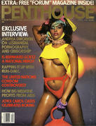 Penthouse Magazine April 1987 Magazine