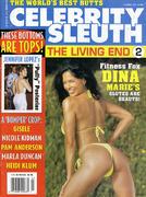 Celebrity Sleuth Vol. 14 No. 7 Magazine