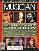 Musician Magazine May 1992 Magazine