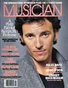 Musician Magazine November 1984 Magazine
