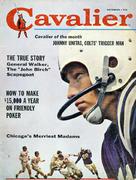 Cavalier Magazine December 1961 Magazine