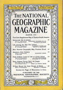 National Geographic March 1955 Magazine