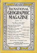National Geographic March 1952 Magazine