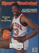 Sports Illustrated May 20, 1985 Magazine