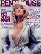 Penthouse Magazine December 1984 Magazine