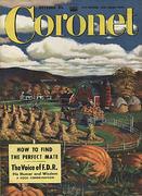 Coronet Magazine October 1950 Magazine
