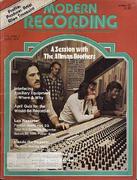 Modern Recording & Music Magazine April 1979 Magazine