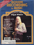 Modern Recording & Music Magazine November 1980 Magazine