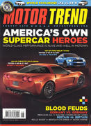 Motor Trend Magazine August 2010 Magazine