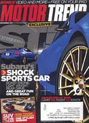 Motor Trend Magazine December 2011 Magazine