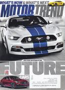 Motor Trend Magazine July 2014 Magazine