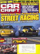 Car Craft Magazine February 1995 Magazine