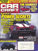 Car Craft Magazine March 1995 Magazine