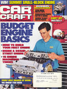 Car Craft Magazine September 1996 Magazine