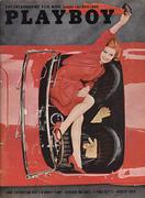 Playboy Magazine August 1, 1963 Magazine