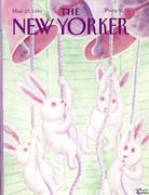 The New Yorker March 27, 1989 Magazine