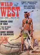 Wild West Magazine August 1969 Magazine