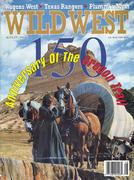 Wild West Magazine August 1993 Magazine