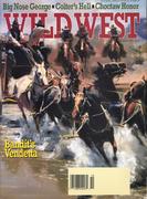 Wild West Magazine October 1993 Magazine