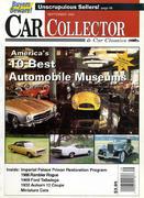 Car Collector and Car Classics Magazine September 1993 Magazine