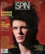 Spin Magazine May 1986 Magazine