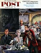 The Saturday Evening Post October 15, 1955 Magazine