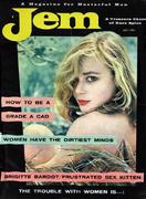 Jem Magazine October 1957 Magazine