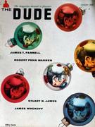 The Dude Magazine January 1958 Magazine