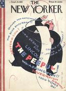 The New Yorker September 24, 1932 Magazine
