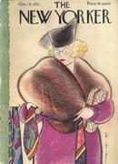 The New Yorker December 16, 1933 Magazine