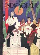 The New Yorker January 27, 1934 Magazine