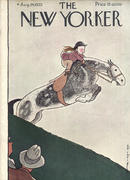 The New Yorker August 24, 1935 Magazine