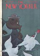 The New Yorker November 21, 1936 Magazine